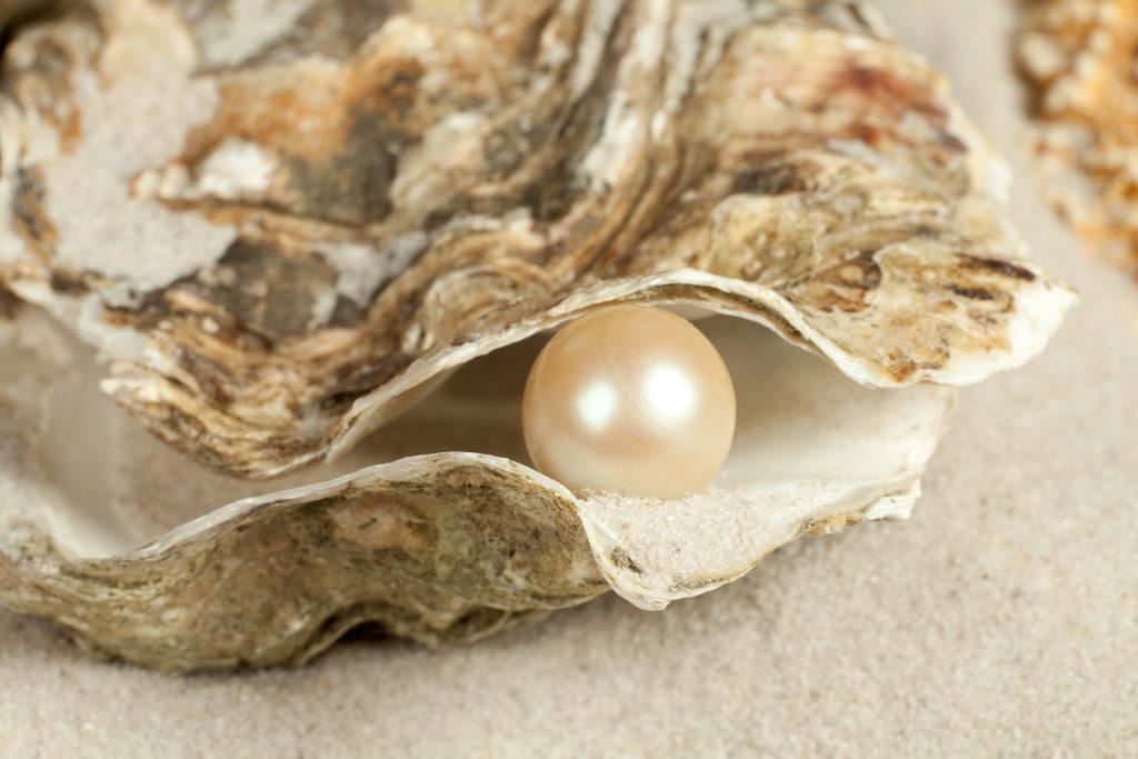 dziś naturalne perły są rzadkością
